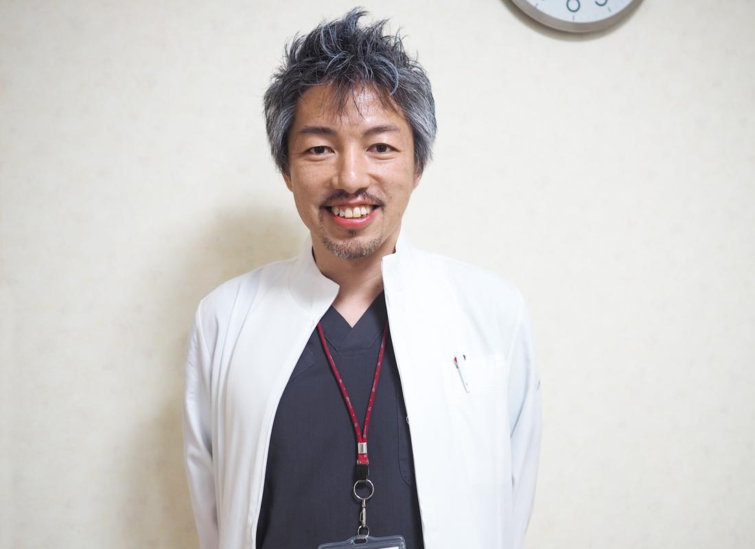 藤原裕之先生